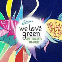 "BIOCOOP PARTENAIRE DU ""WE LOVE GREEN FESTIVAL"" 2014"